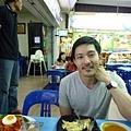我在新加坡吃的美食