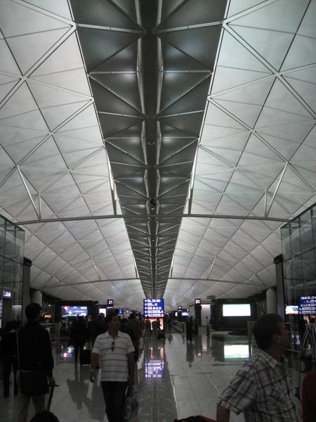 香港專機大廳