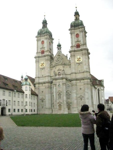 聖加侖大教堂