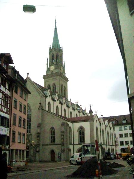 聖羅倫教堂