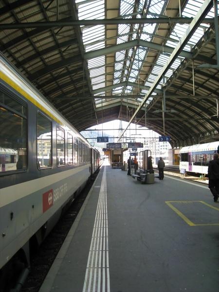 萊茵河列車