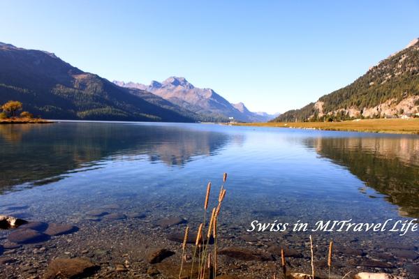 St. Moritz Lake