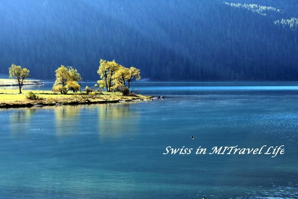 St. Moritz 湛藍天堂