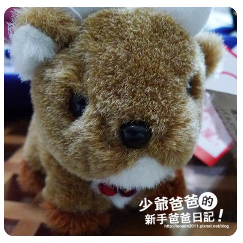 奈良買的可愛鹿娃娃