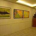 畫室的展畫