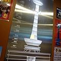 12-20京都塔電梯門的告示.JPG