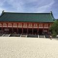 13-18平安神宮的主祀殿.JPG