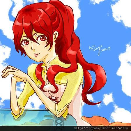 赤髮小公主