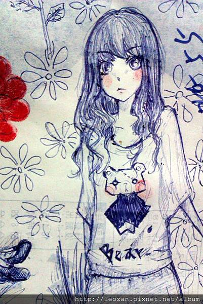 BEAR女孩