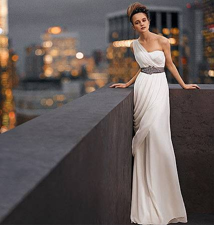 White by Vera Wang for David's Bridal 5 心幸福 婚禮小物