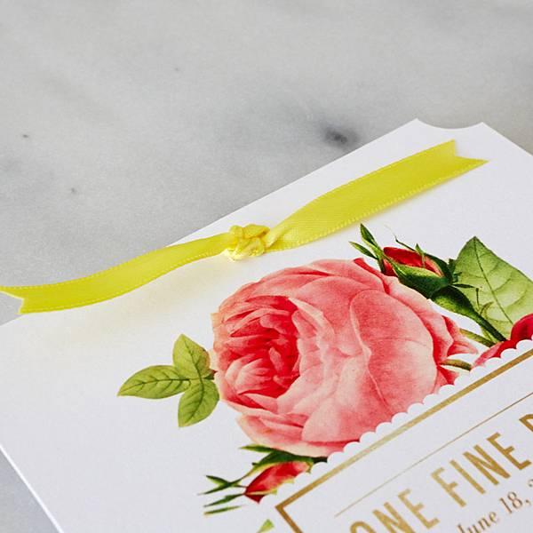 DIY-Yellow-Ribbon-Invitation-4