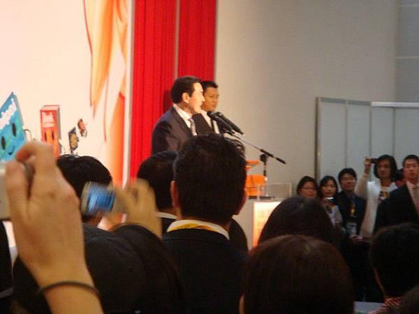 總統 馬英九先生
