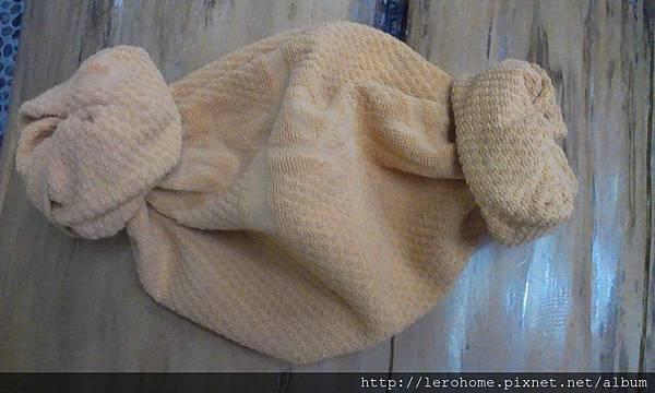 傳統汗蒸幕的帽子