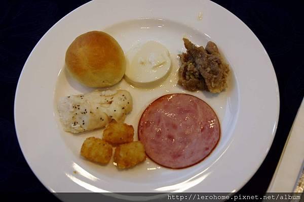 value hotel早餐