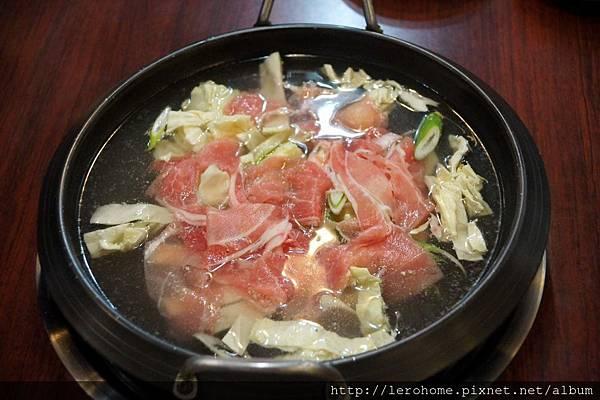 韓式涮涮鍋