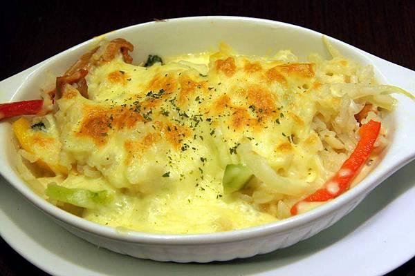 蒜香義大利燉飯