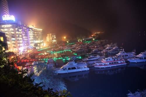 61水社碼頭夜拍.JPG