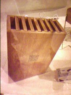 西拉雅設計  刀座