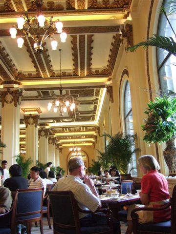半島酒店下午茶2-午茶時間到了~.JPG