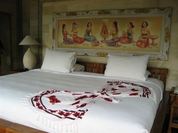 舒服的床.JPG