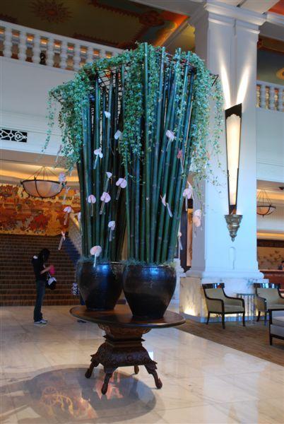 Lobby-又換裝飾了.JPG