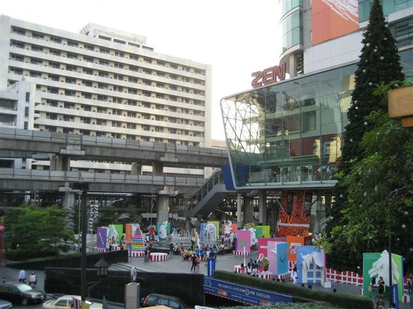 Central world-白天街景-2  .JPG