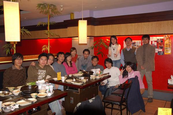 HCI 快樂小聚餐