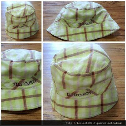 ELLE漁夫帽