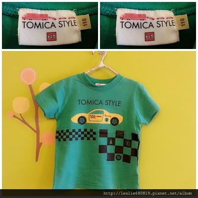TOMICA短T恤