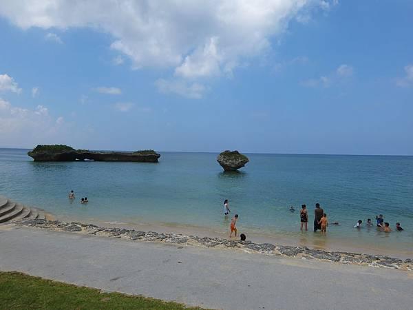 渡具知海灘