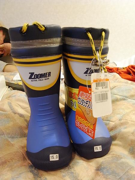 超寶貝的鞋~~~