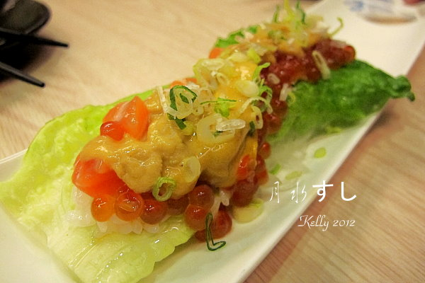 月水壽司,台中美食餐廳,日本料理 030