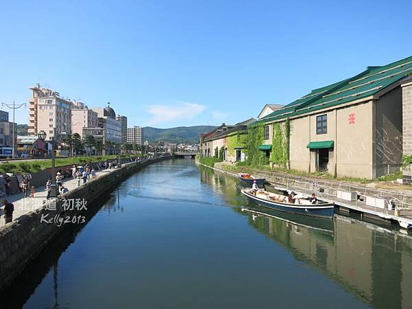 小樽運河,北一哨子館 (2).jpg
