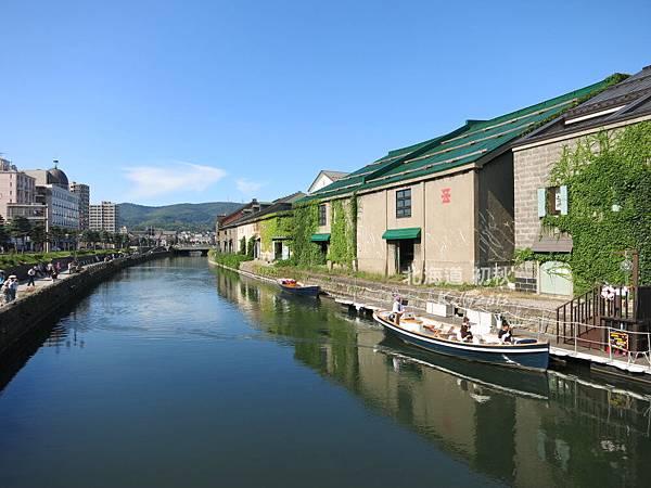 小樽運河,北一哨子館 (3).jpg