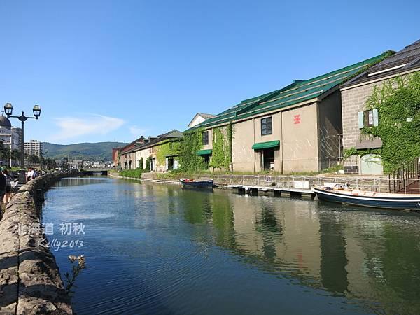 小樽運河,北一哨子館 (5).jpg