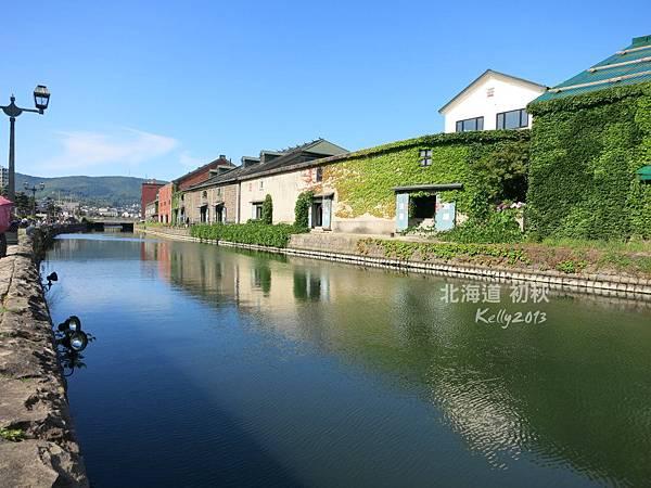 小樽運河,北一哨子館 (9).jpg