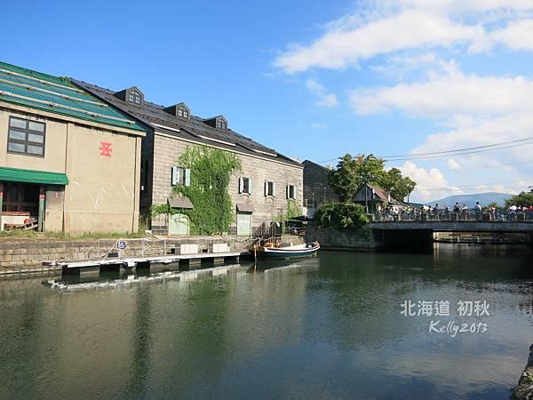 小樽運河,北一哨子館 (8).jpg