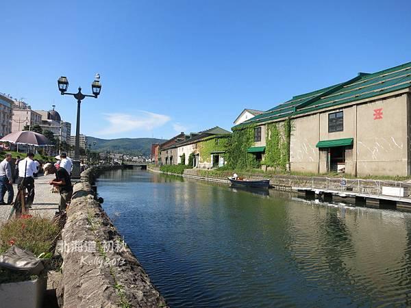 小樽運河,北一哨子館 (6).jpg