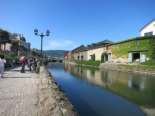 小樽運河,北一哨子館 (10).jpg