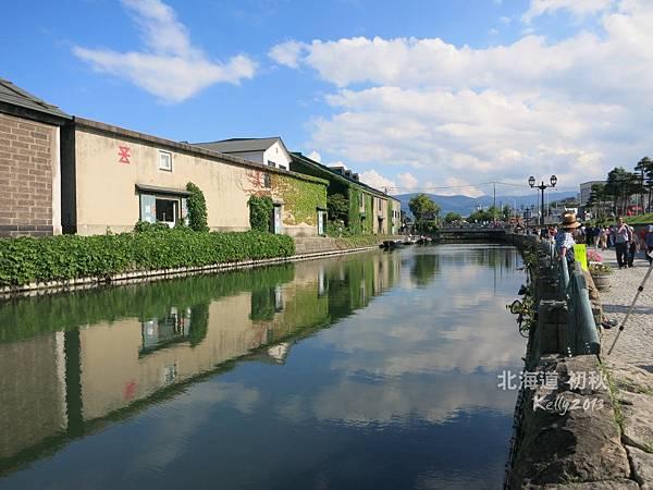 小樽運河,北一哨子館 (12).jpg