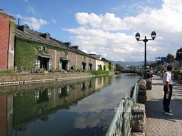 小樽運河,北一哨子館 (14).jpg