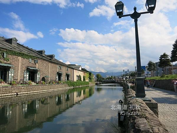 小樽運河,北一哨子館 (13).jpg
