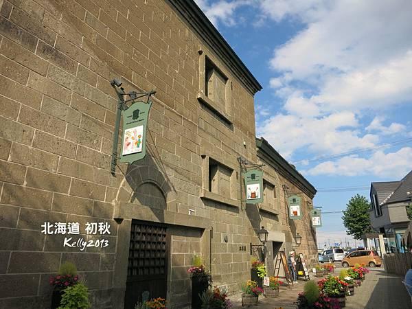 小樽運河,北一哨子館 (20).jpg