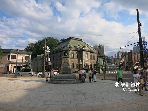 小樽運河,北一哨子館 (31).jpg