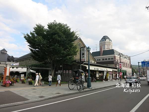 小樽運河,北一哨子館 (35).jpg
