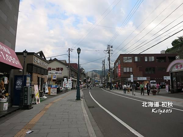 小樽運河,北一哨子館 (36).jpg