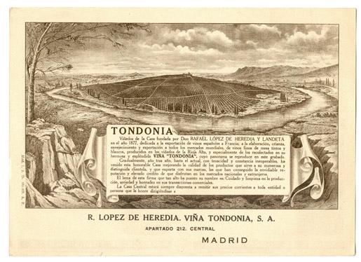 Bodegas López de Heredia Vina Tondonia2