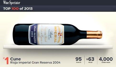 CVNE Imperial Gran Reserva 2005 140221