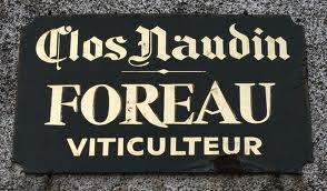 Philippe Foreau Domaine du Clos Naudin