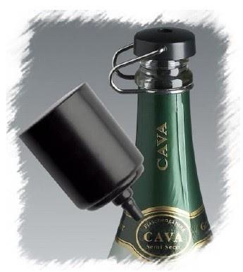 Wecomatic - Champagne Fresh 香檳保鮮瓶塞4